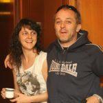 S hercem Lubošem Veselým